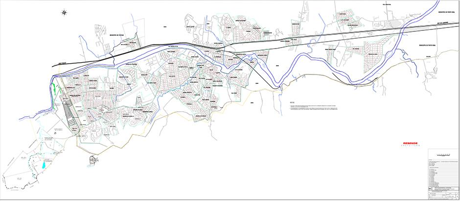 resende mapa Mapas   Prefeitura de Resende resende mapa