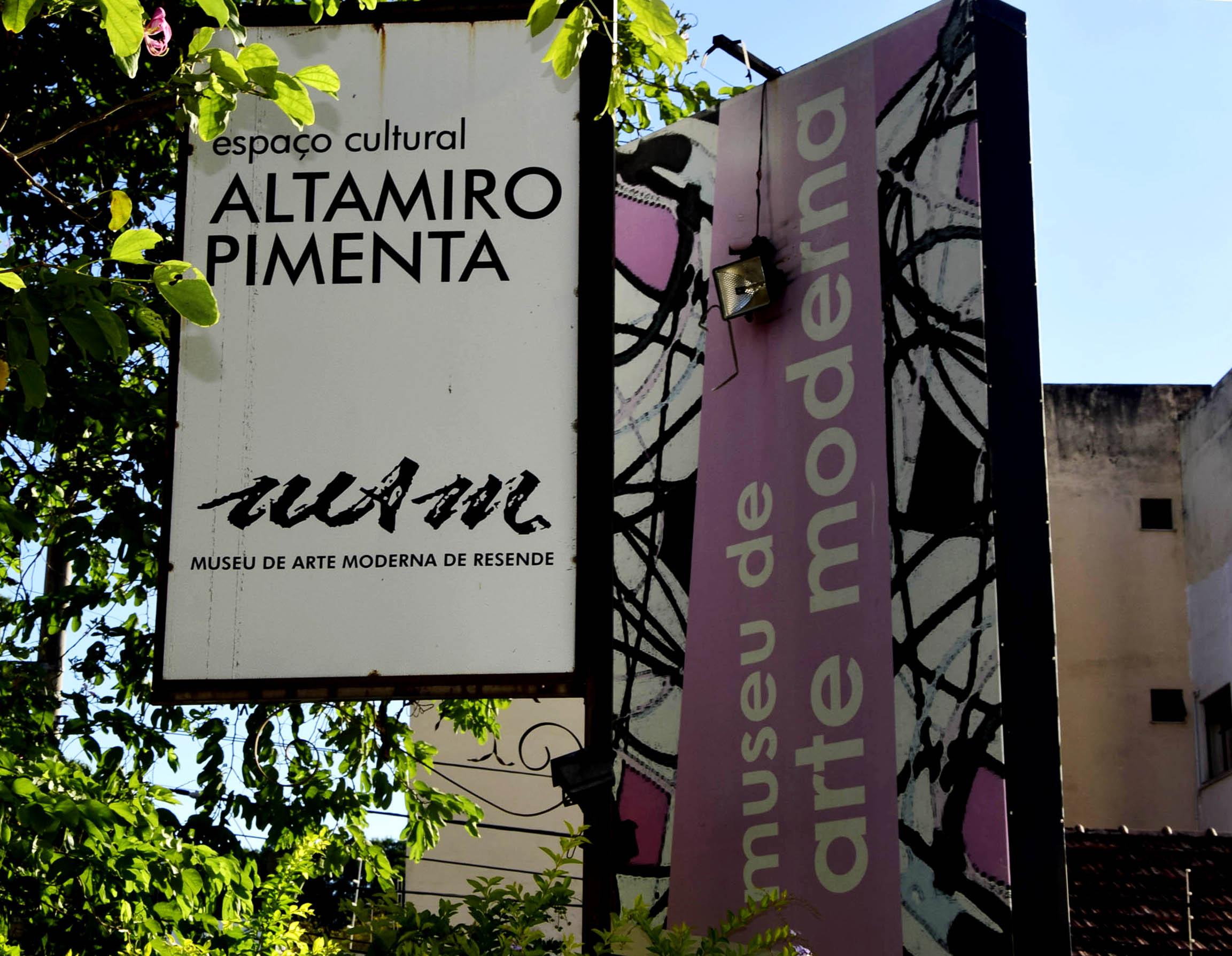 49ce24f986e94 MUSEU DE ARTE MODERNA DE RESENDE COMPLETA 68 ANOS DE FUNDAÇÃO ...